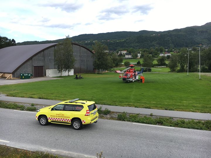 Obs-obs : Øving i dag Øving med 330 skvadronen, politiet og Sunnmøre alpine redningsgruppe…